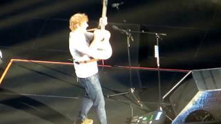 "Ed Sheeran ""Don't"" Live in Sacramento 2017"