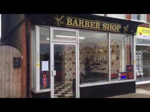 Barber Shop Design England