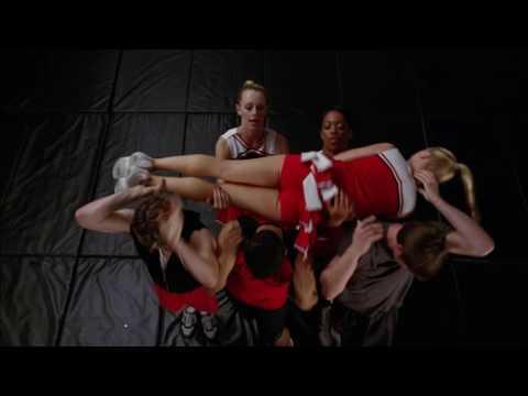 GLEE Full Performance of Centerfold/Hot In Herre