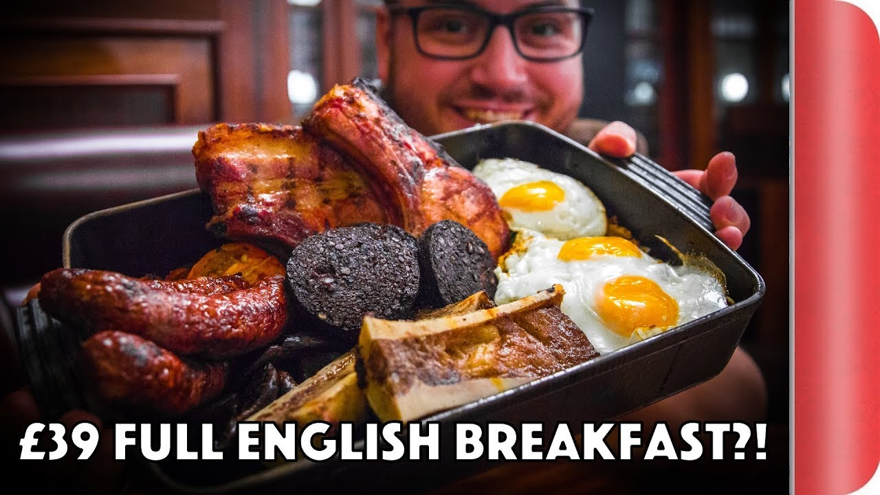 london 39 s best full english breakfast at 3 price points. Black Bedroom Furniture Sets. Home Design Ideas