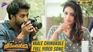 Vaale Chinukule Full Song 4K Brochevarevarura Movie Songs Sree Vishnu Nivetha Thomas