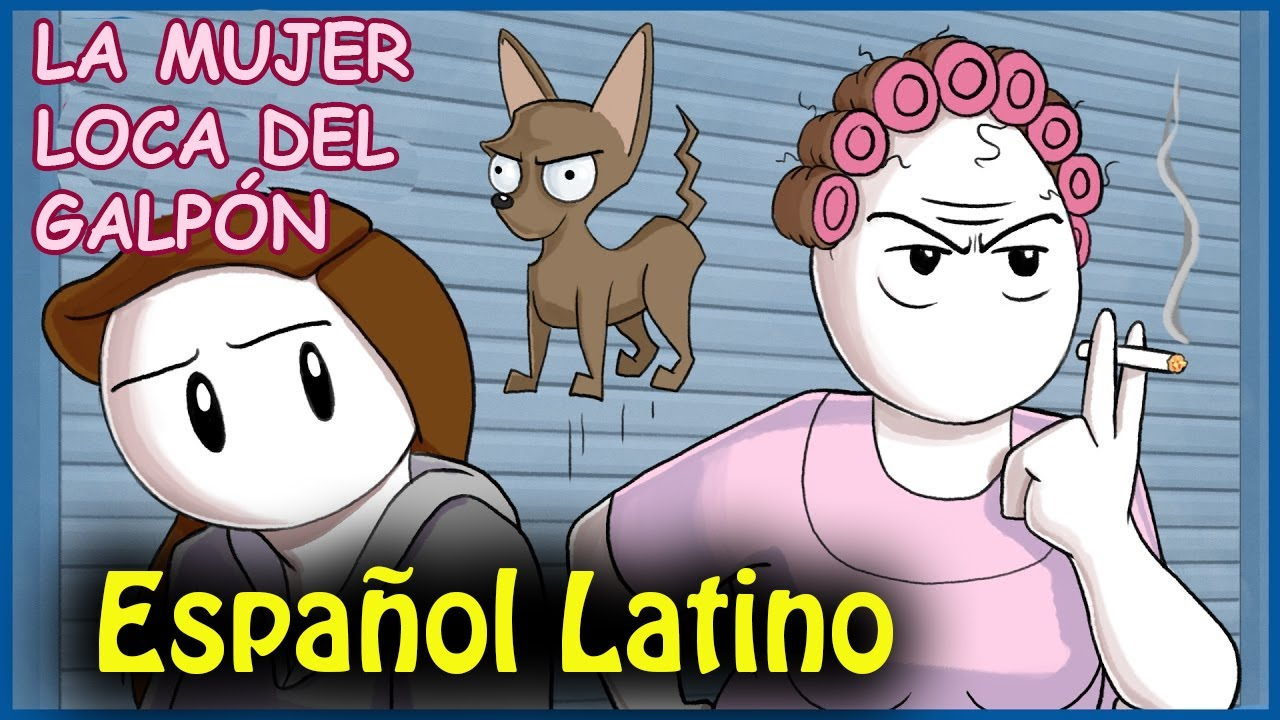 La mujer enojada del galpón / Let Me Explain Studios [Español Latino]