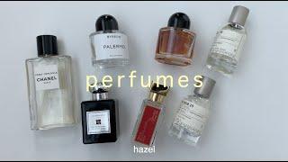 My perfumes 정말 잘 사용하고 있는 향수 친구…