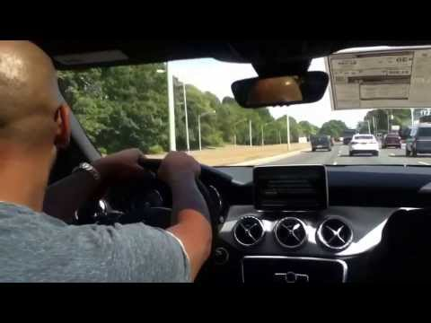 BMW 4 vs. MERCEDES CLA