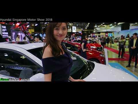Hyundai Singapore Motor Show 2018