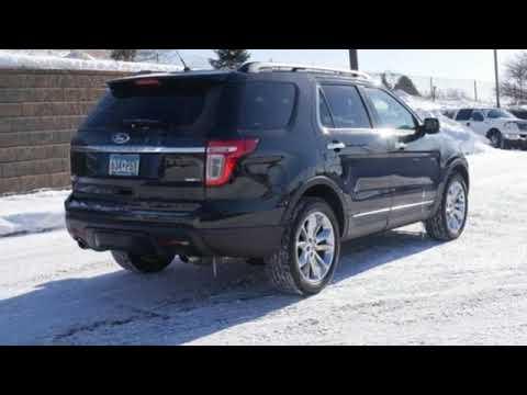 Used 2015 Ford Explorer Minneapolis MN Eden Prairie, MN #6051B2