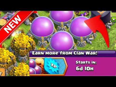 GET MORE LOOT FROM CLAN WARS *NEW EVENT* | Clash of Clans