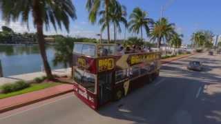 Big Bus Tours Miami - Open-Top Sightseeing Tour Video
