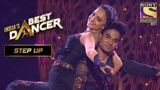 Param और Anuradha के इस Romantic Act ने जीत लिया सभी का दिल | India's Best Dancer | Step Up