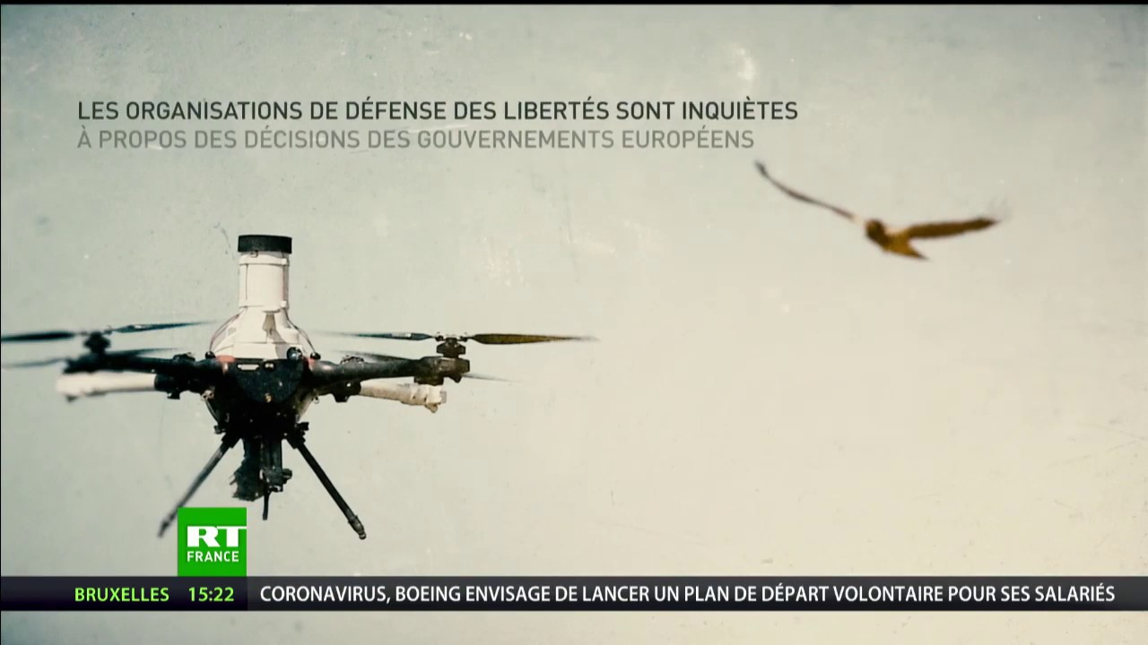 Covid-19 : les libertés individuelles pourraient-elles être mises à mal ?