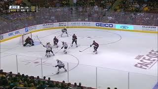 Anders Bjork First Career NHL Goal