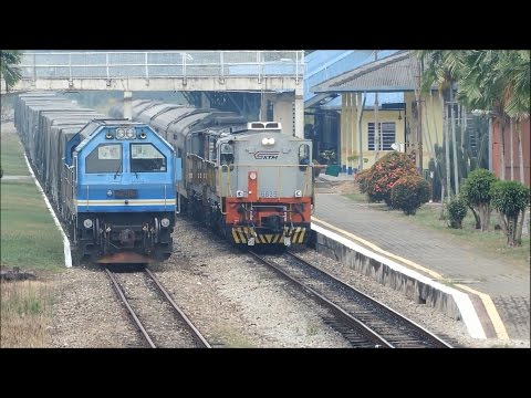 20/3/2015 KTM KM671 Kluang Station