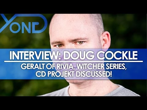 The Codec - Doug Cockle Interview: Geralt of Rivia, Witcher Series, & CD Projekt Discussed!