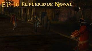 Piratas del Caribe La leyenda de Jack Sparrow [PS2] EP. 16 El puerto de Nassau