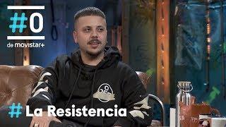 LA RESISTENCIA - Entrevista a Cruz Cafuné   #LaResistencia 29.01.2020