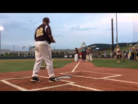 2014 Poquoson High School Baseball/Graduation