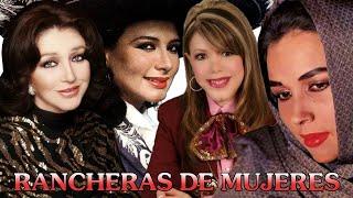 RANCHERAS MIX SOLO PARA MUJERES - Yolanda del Rio, Angelica Maria, Beatriz Adriana, Flor Silvestre