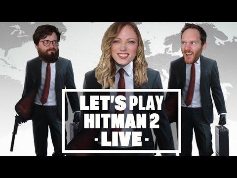 Let's Play Hitman