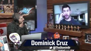 Dominick Cruz Believes Injury Woes Helped Him