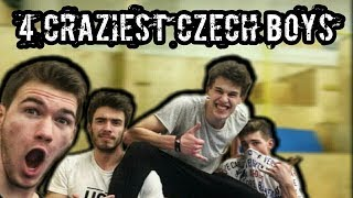 4 Craziest Czech boys (Team Freemove)