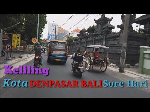 asiknya-keliling-kota-denpasar-bali-di-sore-hari-2019,-menikmati-kota-bali-indonesia