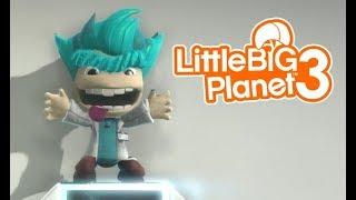 LittleBIGPlanet 3 - Rick and Morty Level Kit Beta [Playstation 4]