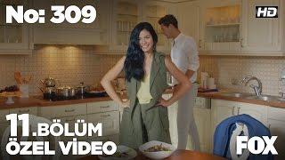 Lale ve Onur'un mutfakta salata keyfi! No: 309 11. Bölüm