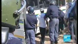 Football: Le compte à rebours a commencé en Afrique du Sud