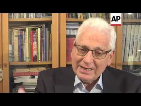 Israel's Ex-envoy To Egypt On Significance Of Camp David Peace Accord