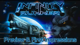 Infinity Runner - Preview & First Impressions (Xbox One)