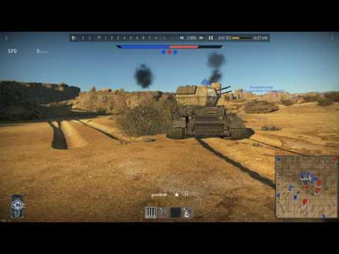 WT-Tank EP64 |Second Battle of EL Alamein|Wirbewind|Wing View|2016