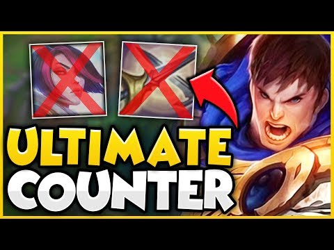 I FOUND THE ULTIMATE COUNTER TO FIORA! NEVER LOSE TO FIORA AGAIN! - League of Legends