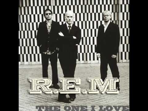 R.E.M -The One I Love (Chris Avramopoulos remix).wmv