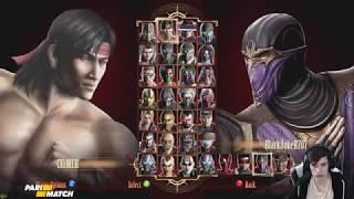 Mortal Kombat by Cemka, Dina, Joker, Cr1mer [19.01.19]