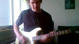 Random shredding with Charvel Model 2 /w Kahler Fulcrum