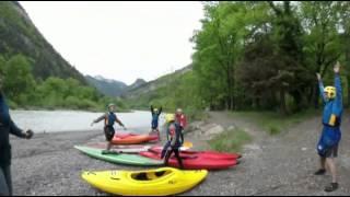 Sortie Kayak : Drome 2015