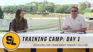 Finding Playmakers on the Pittsburgh Steelers Defense | Steelers Live