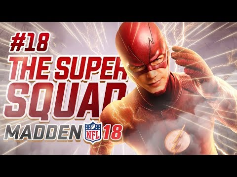 EPIC NEW LINEUP WITH RAY LEWIS!! THE SUPER SQUAD EP. 18 | MADDEN 18 ULTIMATE TEAM