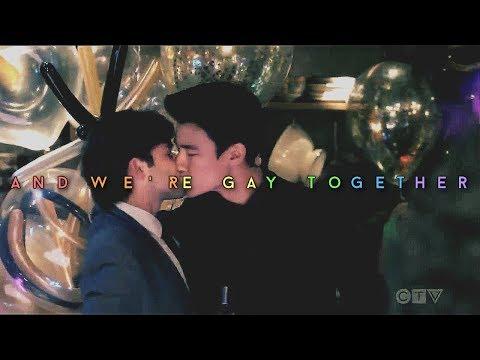 Nico + Levi || And We're Gay Together {15x12}