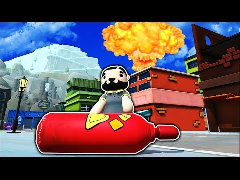 NUKE DELIVERY DISASTER! - Totally Reliable Delivery Service Multiplayer Gameplay |