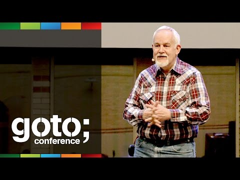 GOTO 2015 • The Secret Assumption of Agile • Fred George