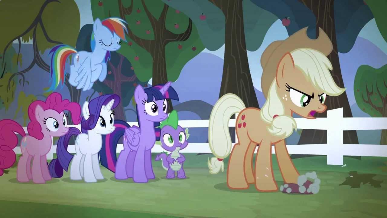 My Little Pony: Friendship is Magic - Bats (Song) [1080p ...