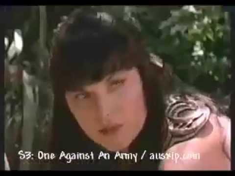 Xena Warrior Princess One Against An Army Promo