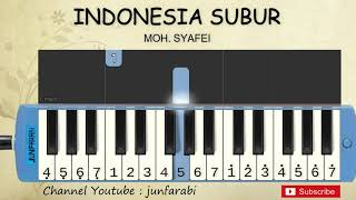 not pianika indonesia subur  - tutorial pianika