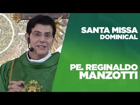 SANTA MISSA DOMINICAL   PADRE REGINALDO MANZOTTI   11/11/2018