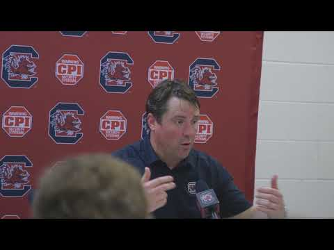 POST-GAME: Will Muschamp on Tennessee — 10/14/17