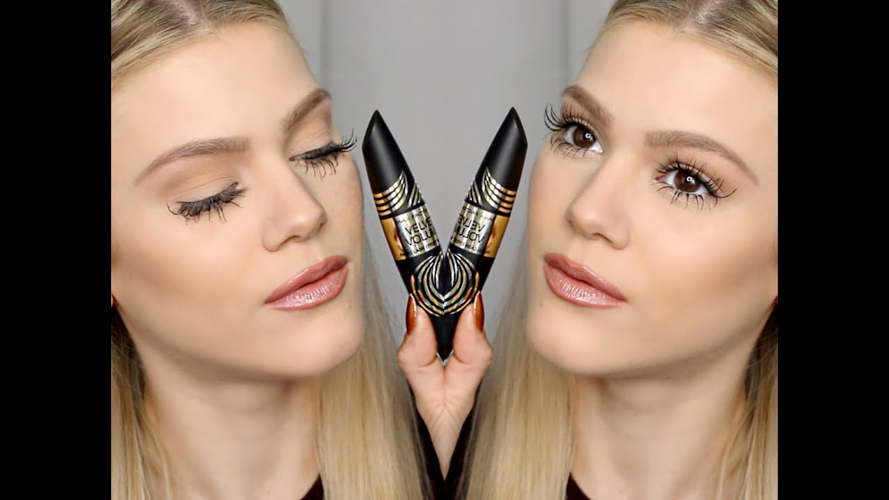 ac253ee90b8 First Impression | Max Factor Velvet Volume Mascara - YouTube