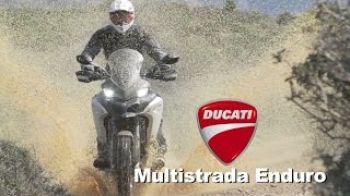 Ducati Multistrada 1200 Enduro First Ride