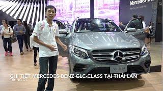 chi tiet mercedes-benz glc 250d amg tai bangkok motor show 2016