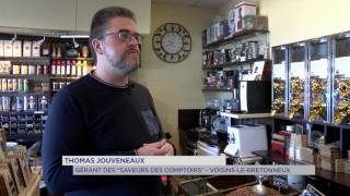 """Voisins-le-Bretonneux : 10 ans de torrefaction pour les """"Saveurs des comptoirs"""""""